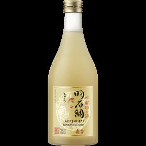 Akashi-Tai Ginjo Yuzushu Sake 50cl