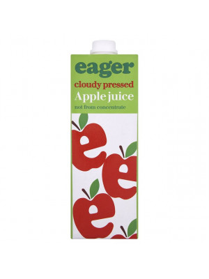 Eager Apple Juice 1L