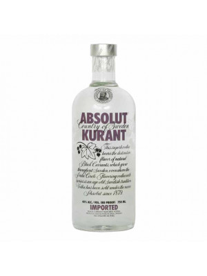 Absolut Kurrant 70cl