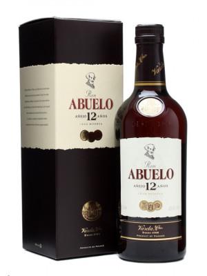 Ron Abuelo 12yo 70cl