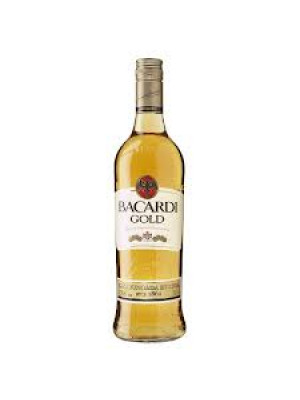 Bacardi Gold 70cl