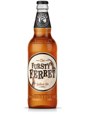 The Fursty Ferret Amber Ale 8 x 500ml