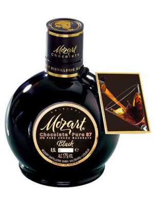 Mozart Black 50cl