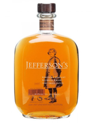 Jefferson's Bourbon 70cl