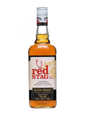 Jim Beam Red Stag Black Cherry Bourbon 70cl
