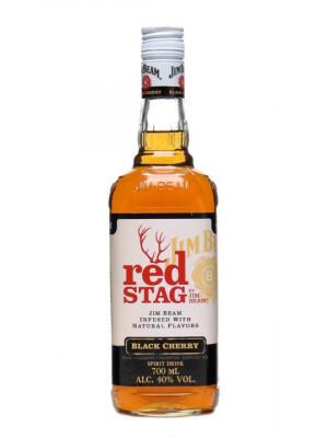 Jim Beam Red Stag Black Cherry Bourbon 70cl