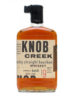 Knob Creek Bourbon 9 Year Old 70cl
