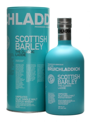 Bruichladdich Scottish Barley 50% 70cl