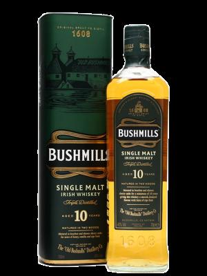 Bushmills 10yr 70cl