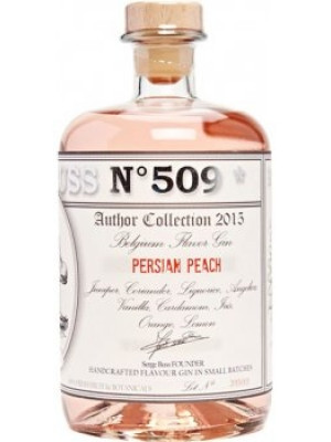 Buss No.509 Peach 70cl