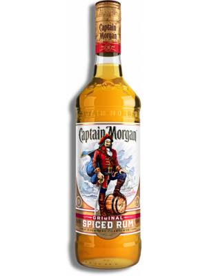 Captain Morgan Spiced Rum 70cl