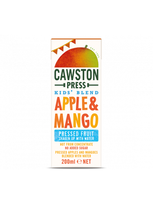 Cawston Press Apple & Mango 18 x 200ml