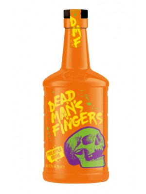 Dead Man's Fingers Pineapple Rum 70cl
