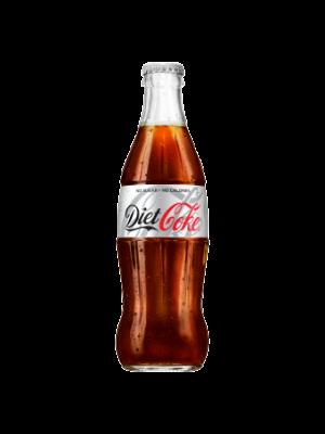 Diet Coke 330ml x 24 Glass Icon