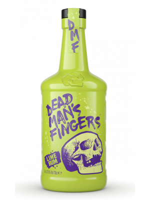 Dead Man's Fingers Lime Rum 70cl