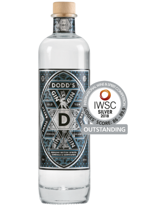 Dodd's Small Batch Old Tom Gin 50cl