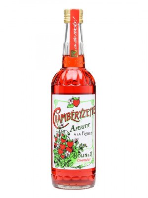Dolin Chamberyzette Wild Strawberry 70cl