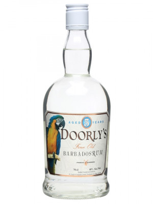 Doorlys White Rum 70cl