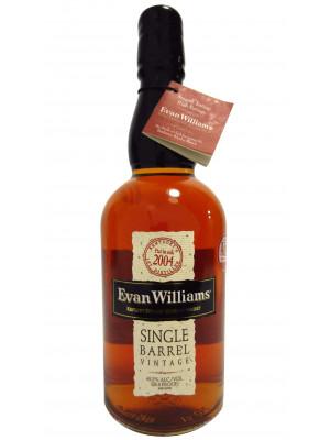 Evan Williams Single Barrel 70cl