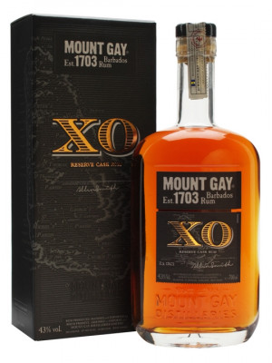 Mount Gay XO Rum (Extra Old)