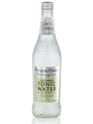 Fevertree Light Cucumber Tonic 24x200ml