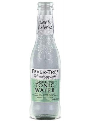 Fevertree Light Elderflower Tonic 24x200ml