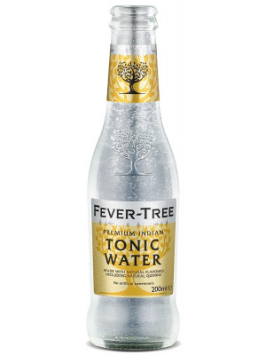 Fevertree Premium Tonic Water 24 x 200ml