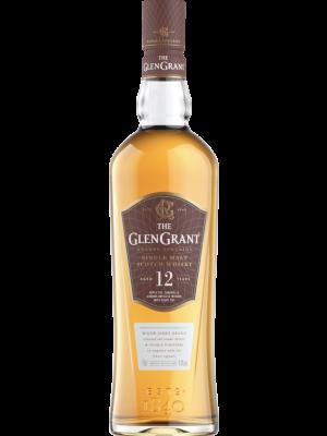 Glen Grant 12yr Single Malt Scotch Whisky 70cl