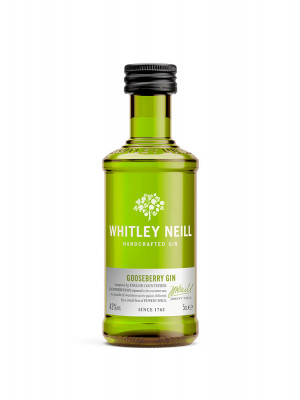Whitley Neill Gooseberry Gin Miniature 5cl