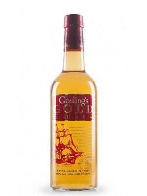 Gosling's Gold Bermuda Rum 70cl