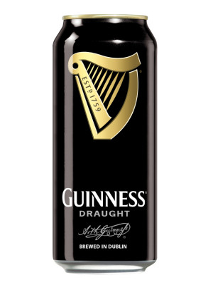 Guinness Cans 24 x 440ml