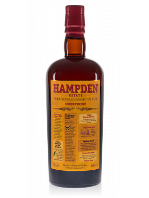Hampden Estate O/P Rum 70cl