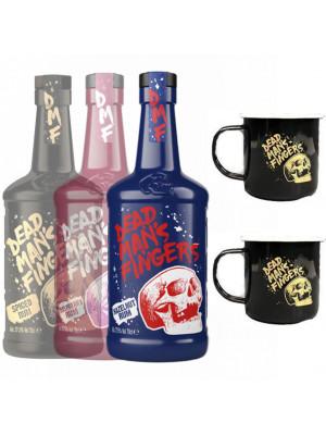 Dead Man's Fingers Rum Hot Drink Bundle