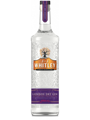 J.J. Whitley London Dry Gin 70cl
