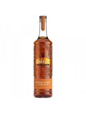 JJ Whitley Toffee Vodka Liqueur 70cl