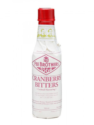 Fee Bros Cranberry Bitters 15cl