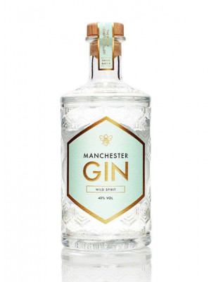 Manchester Gin Wild Spirit 50cl