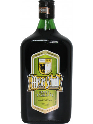 Messer Schmitt Herbal Liqueur 70cl