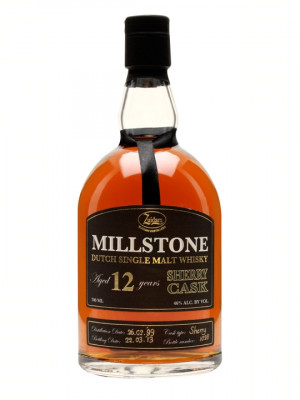 Millstone Single Malt 12yo Sherry Oak
