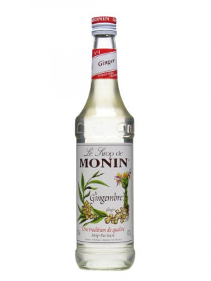 Monin Ginger Syrup 70cl