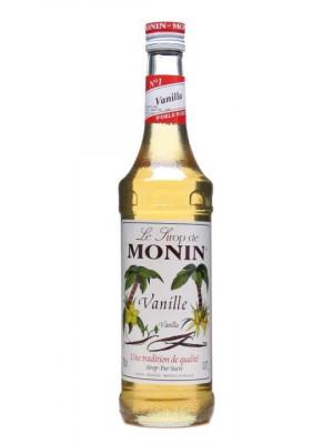 Monin Vanilla Syrup 70cl