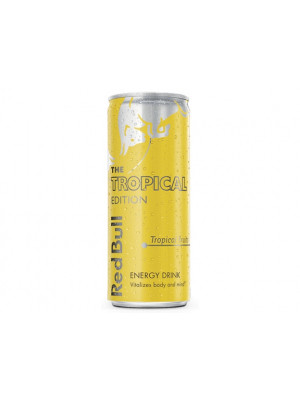 Red Bull Tropical 12 x 250ml