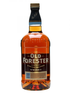 Old Forrester Bourbon 43% 100cl