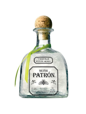 Patron Sliver Tequila 70cl