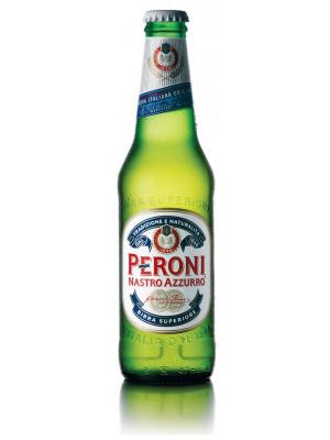 Peroni Nastro Azzurro 330ml 24 Bottles