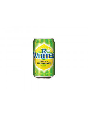 R Whites Lemonade Cans 24x330ml