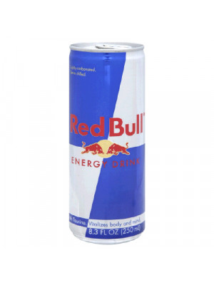 Red Bull Energy Drink Original 250ml x 24 Cans