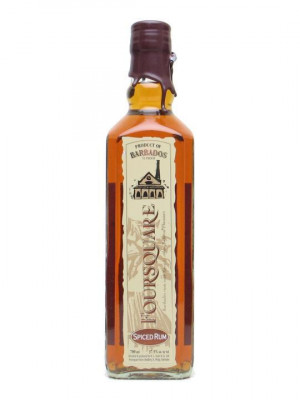 Foursquare Spiced Rum 70cl