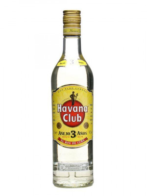 Havana Club 3 Year Old Rum Anejo 70cl