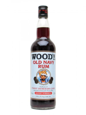 Wood's 100 Navy Rum 70cl